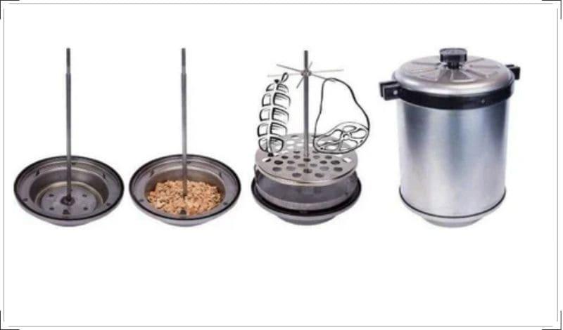 Как сделать дымогенератор для холодного копчения своими руками из трубы