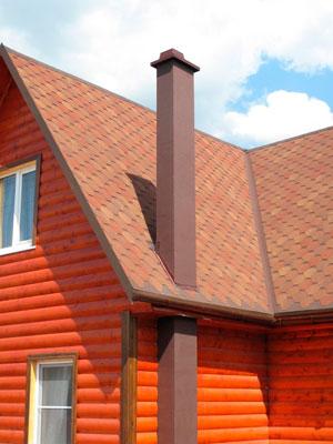 Керамический дымоход квадратной формы