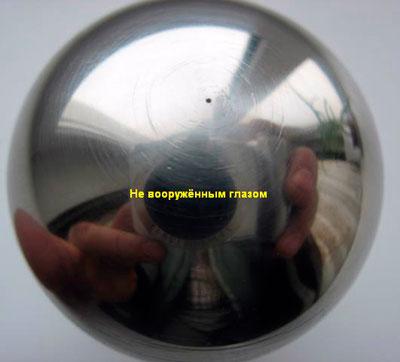 Сферическая форсунка для горелки Бабингтона