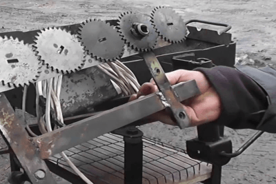 Разберемся, как сделать мангал с электроприводом своими руками
