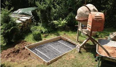 Как изготовить на даче мангал из кирпича своими руками?