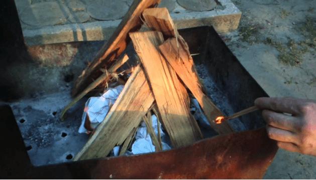 Подробная инструкция по эксплуатации мангала