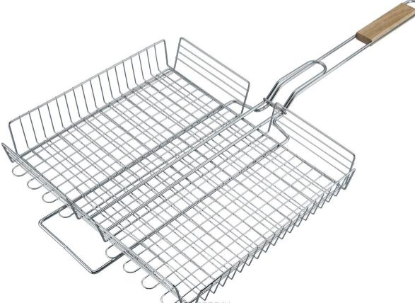 Обзор решеток для мангала