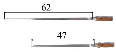Узнаем, какие бывают размеры мангалов