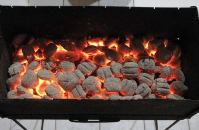 Все про уголь для мангала