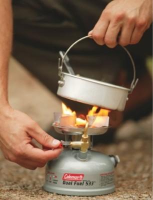 Особенности бензиновых горелок