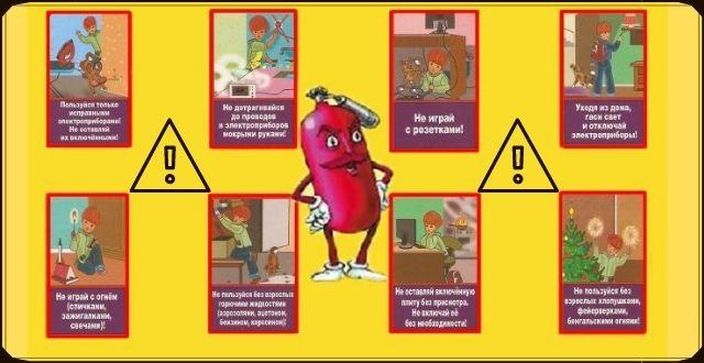 Правила пожарной безопасности
